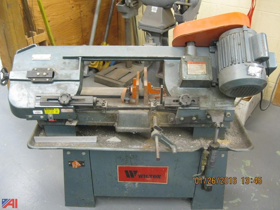 Wilton Bench Vise Auctions International...