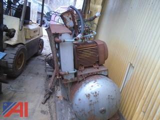 Ingersoll-Rand 3 Head Compressor