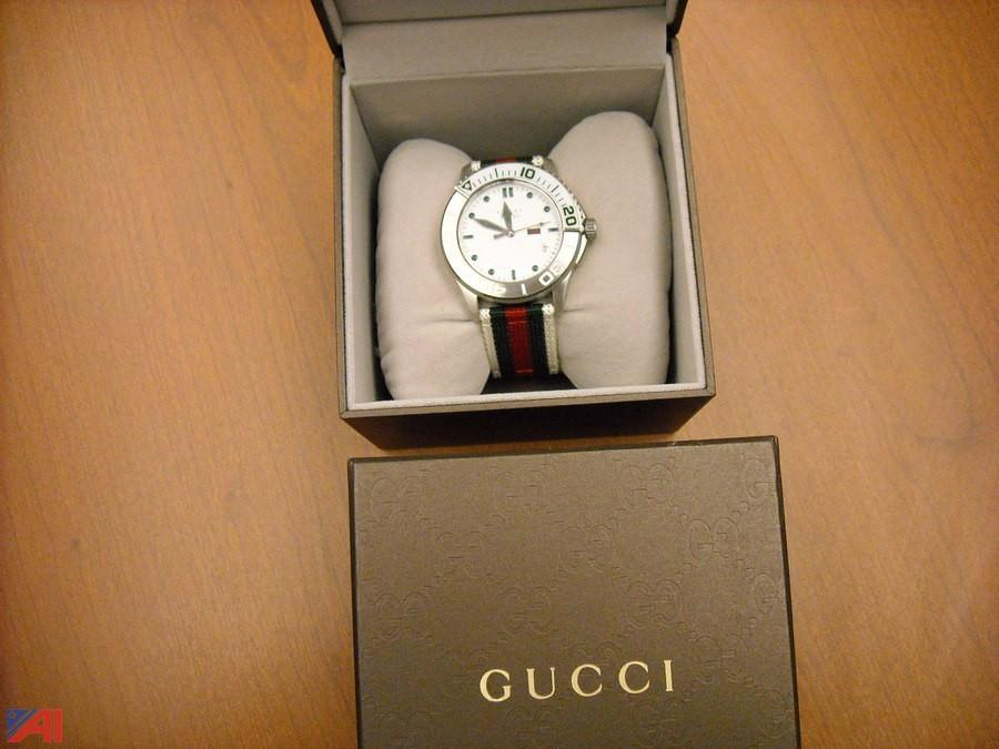 84c729249e5 Auctions International - Auction  City of White Plains  7523 ITEM  (2) Gucci  Shirts