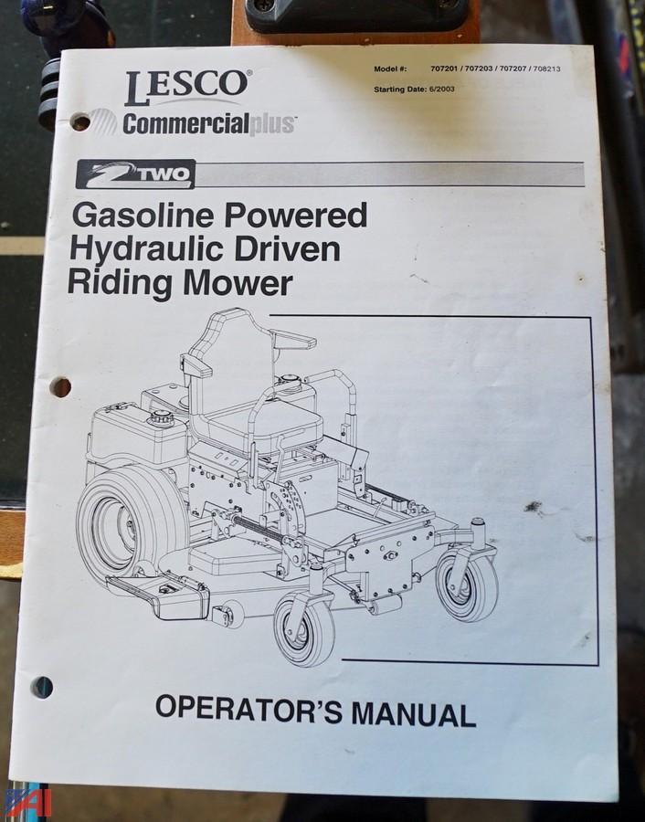 Lesco Mower Wiring Diagram