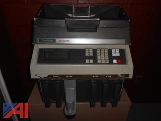 Cummins JetSort 2000 Coin Counter