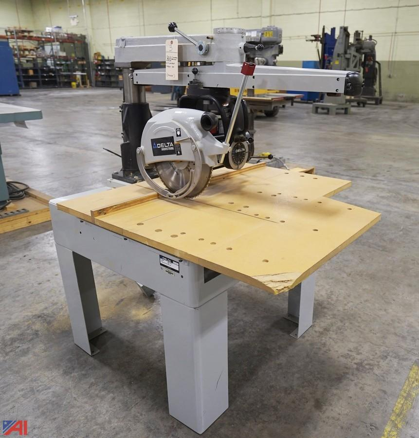 Auctions International Auction Industrial Woodworking