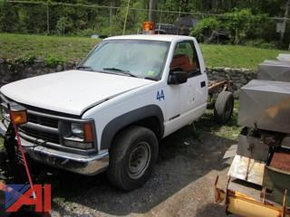 1998 Chevrolet GK3 Cab and Chassis