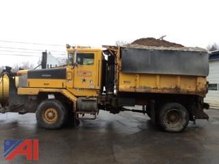 2001 Oshkosh P2526 Dump Truck