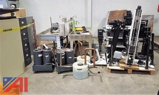 Assorted Photo Lab Equipment