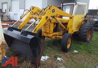John Deere 401B Tractor