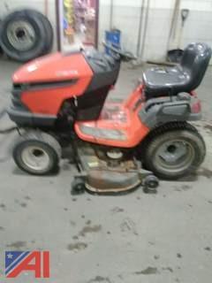 Husqvarna LGT2654 Lawn Mower