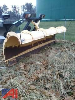 8' Fisher Snofoil Plow