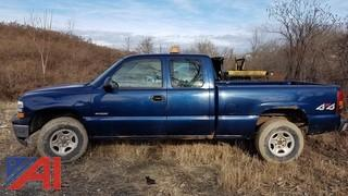 **Lot Updated** 2001 Chevrolet Silverado 1500 Pickup