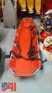 Fiberglass Rescue Litter