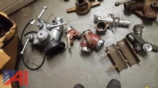 Assorted Nozzles, Hose Fittings & More