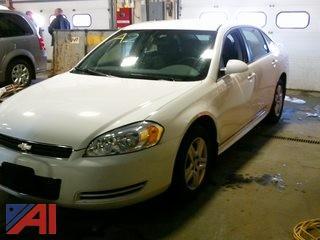 2010 Chevrolet Impala 4 Door