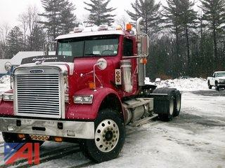 2007 Freightliner FLD Road Tractor