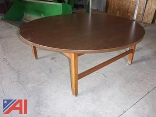 Round and Rectangular Tables