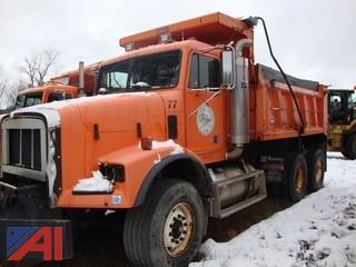 2002 Freightliner FLD112 Dump Truck
