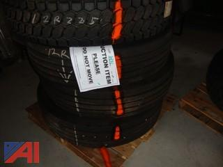 Tires 12R22.5 43