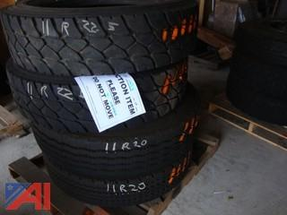 Tires 11R22.5