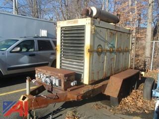 Kohler 80KW 100RH0771 Portable Generator