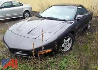 **Lot Updated, Top is a Hardtop** 1995 Pontiac Firebird Hardtop 2DSD