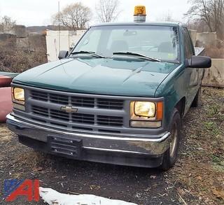 1996 Chevrolet Cheyenne 1500 Pickup Truck