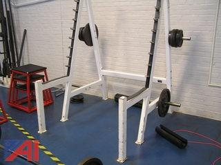 King Fitness Squat Racks