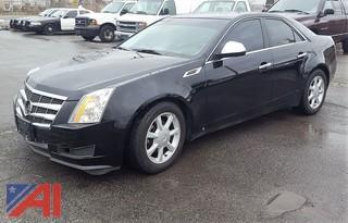 2009 Cadillac CTS4 4DSD