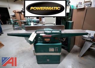 """Powermatic #60 8"""" Jointer"""