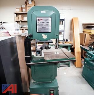 """Grizzly #G101914"""" Vertical Bandsaw"""