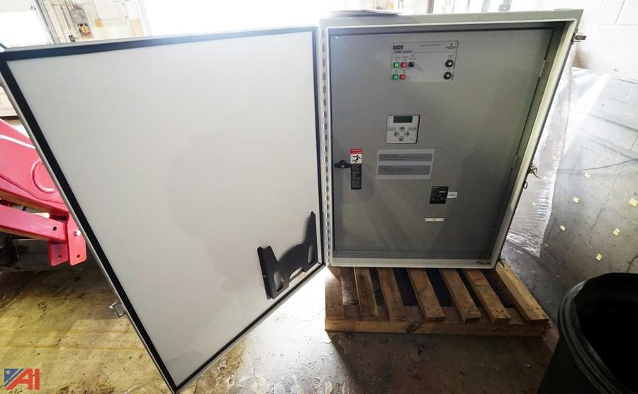 auctions international auction bolivar richburg csd ny 16272 item asco 7000 series generator power transfer switch bolivar richburg csd ny 16272 item
