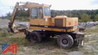 1986 Caterpillar 212 Excavator