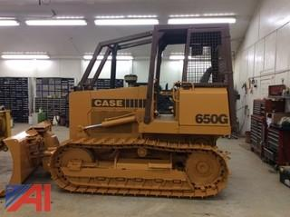 Case 650G 6 Way Dozer