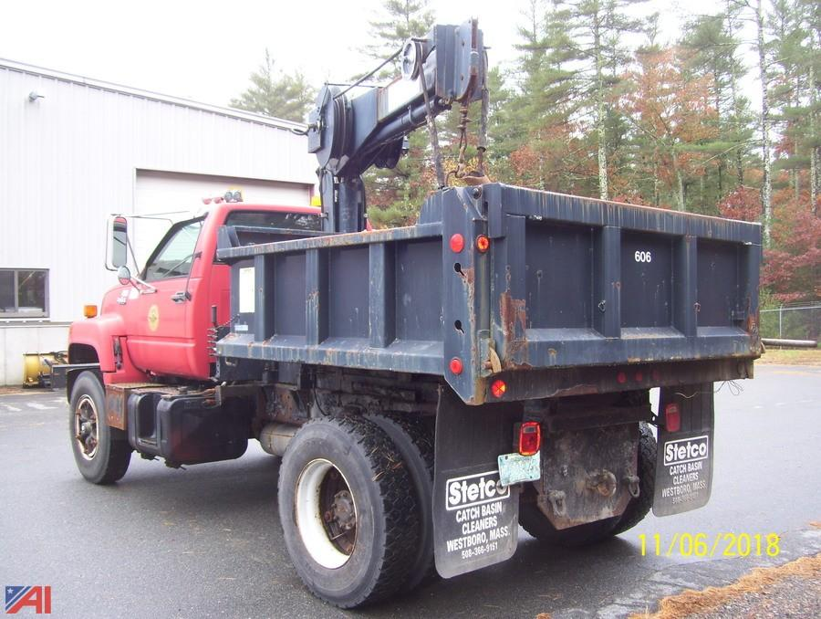 Auctions International - Auction: Town of Carver DPW, MA