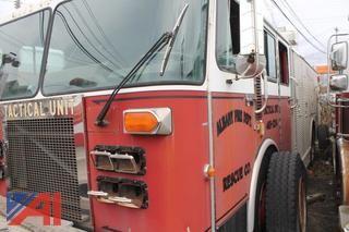 1988 Spartan Emergency Vehicle