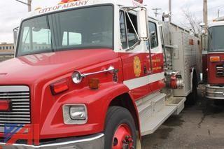 1999 Freightliner FL80 Pumper Truck