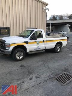 2008 Ford F250 SD Pickup