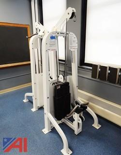 Hoist #TMS-2 Bicep Curl Fitness Machine