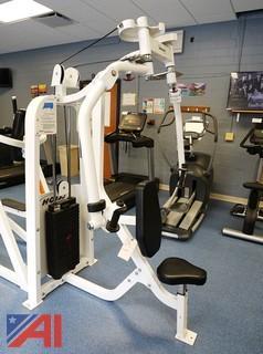 Hoist #TMS-6Pec Exercise Machine