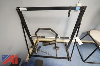 Lot Fitness Machines & Equipment