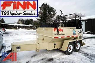 **5% BP** 2016 Finn T90T-39 Hydro Seeder