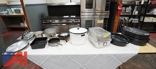 Assorted Cookware