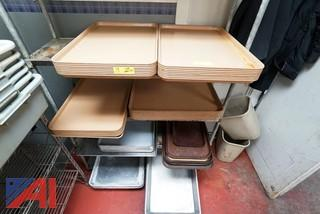 Service Trays