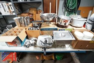 Table Items & Cookware