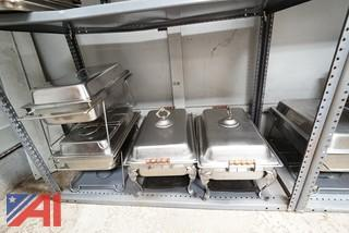 Assorted Chafing Pans