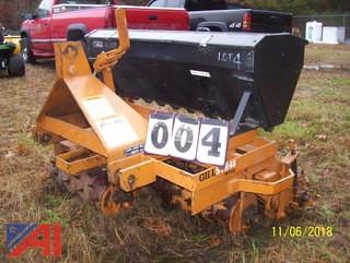 2001 Gill STR48 Plugger with Overseeder