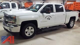 **4% BP** 2016 Chevrolet Silverado 1500 LT Pickup Truck