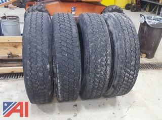 Michelin Recap Tires