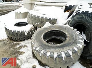 Used 20.5-25 Loader Tires