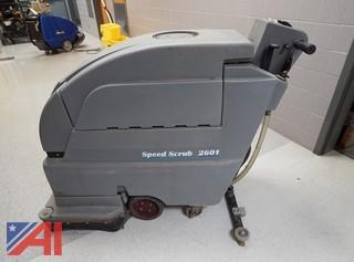 Nobles Speed-Scrub #2601 Floor Scrubber