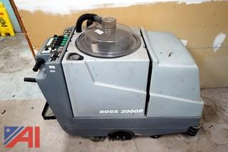 Boss 2000B Carpet Extractor