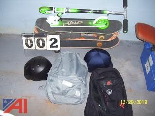 Skate Boards and More